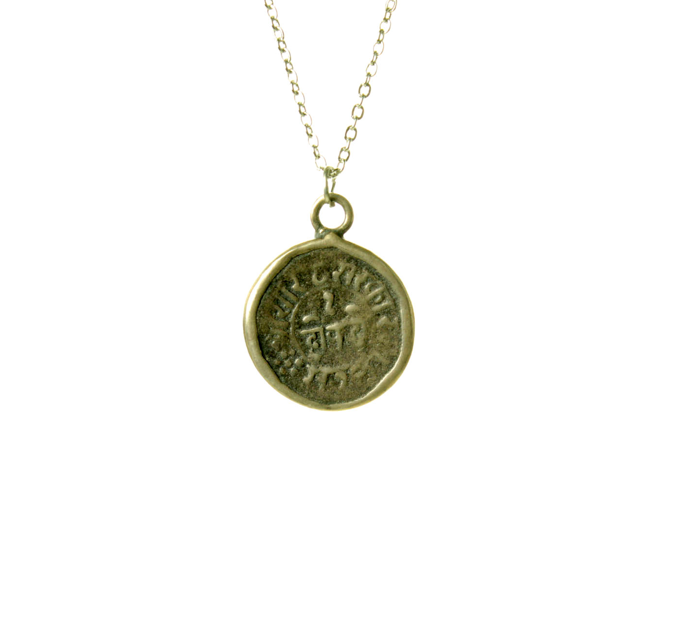 Antiqued romangreek coin pendant 3452 sadco antiqued romangreek coin pendant 3452 mozeypictures Choice Image