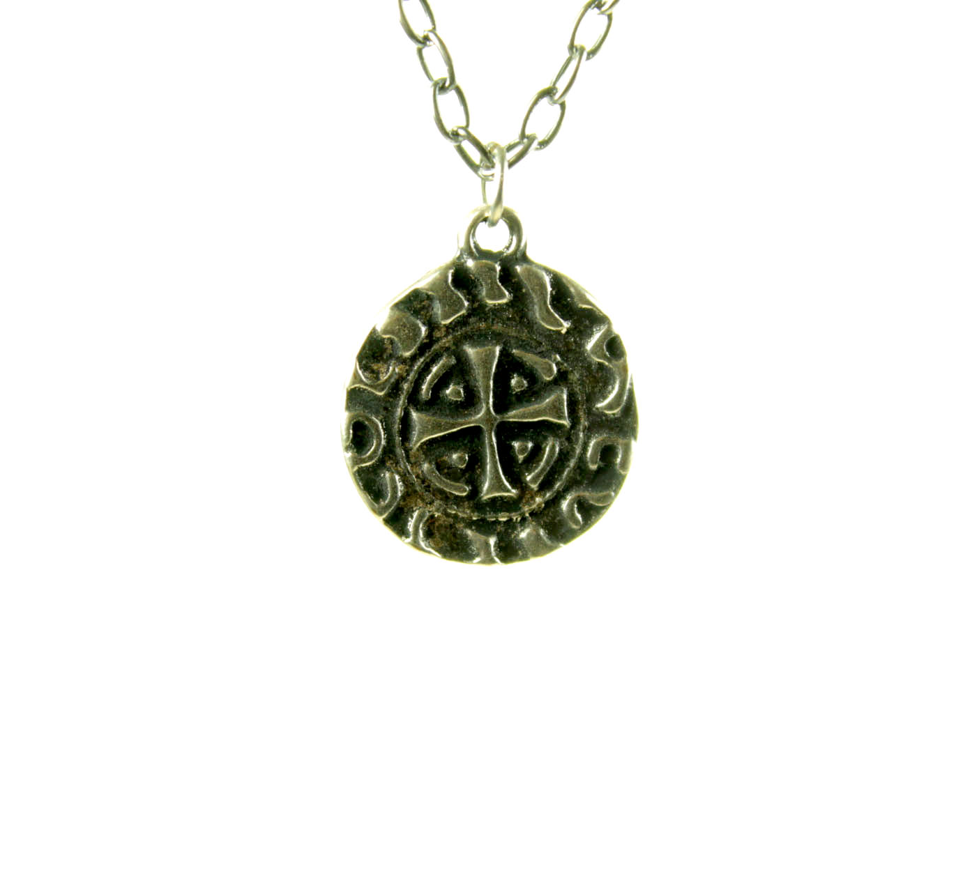 Cross Ancient Greek Charm Archives - SADCO